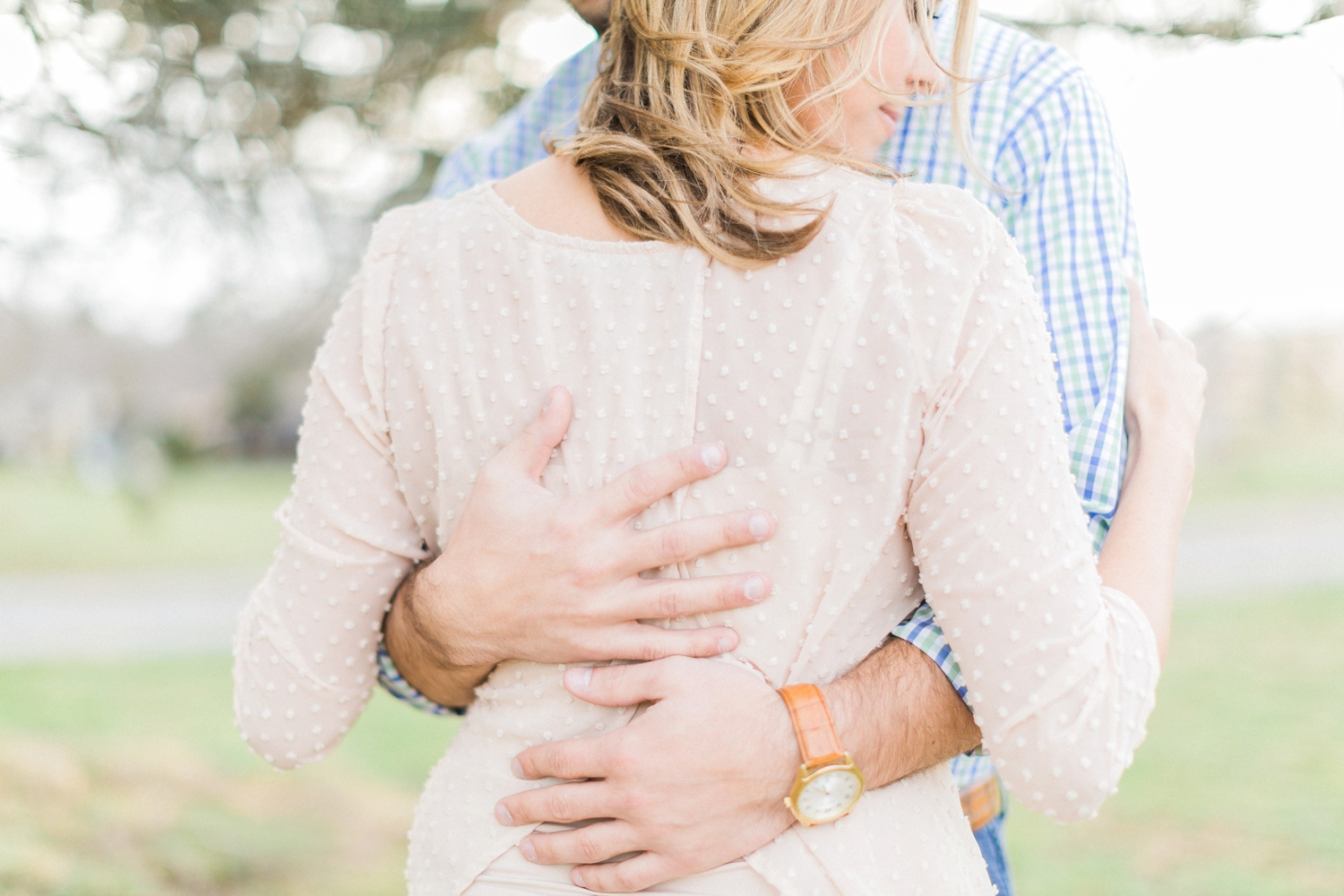 Nick + Jessica | Big Spring Farm Engagement Session, Lexington Virginia