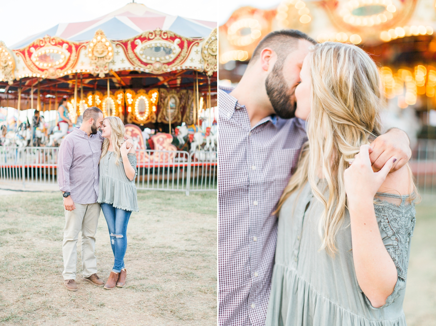 Zack + Anne-Alyssa | Engagement Session, Portland Oregon Wedding Photographer